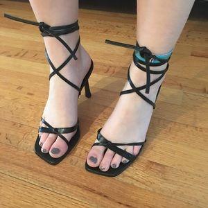 Bruno Valenti high heel shoes